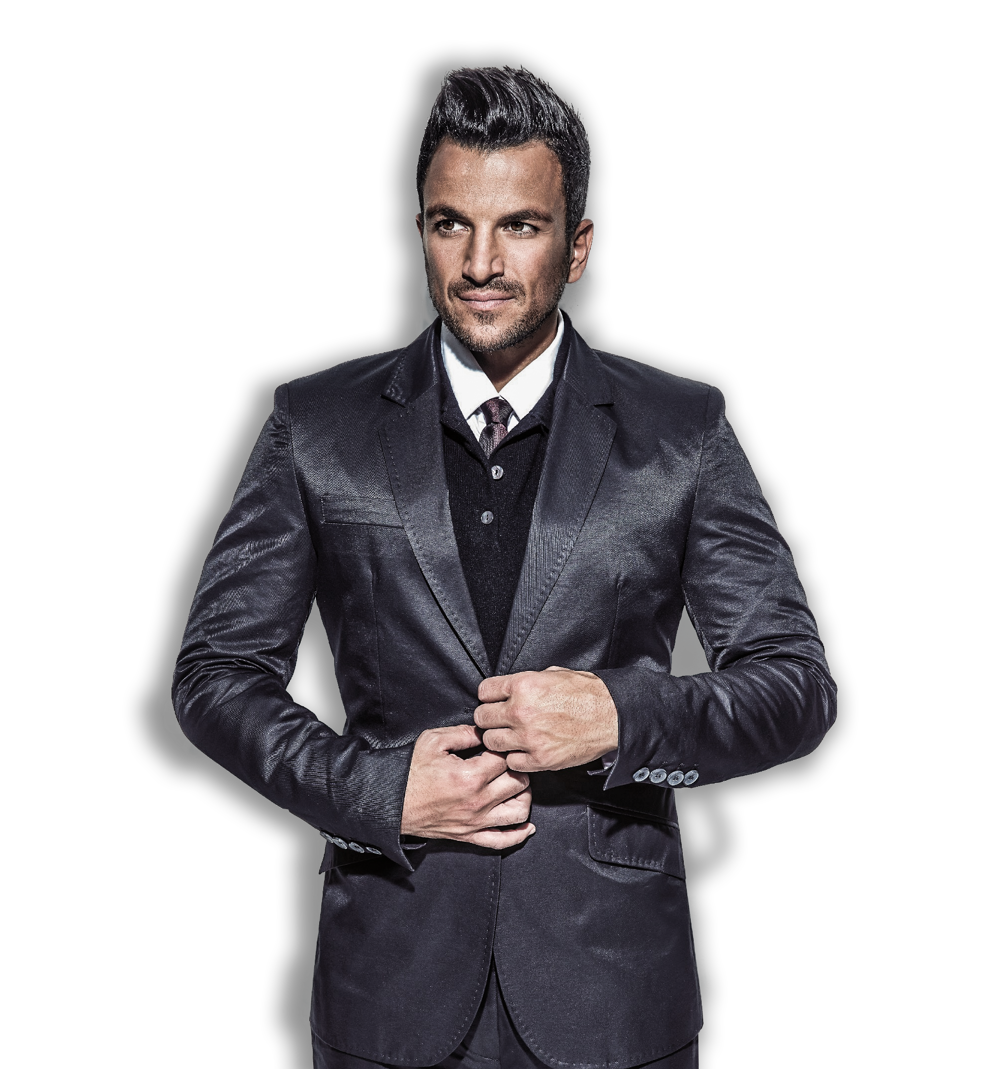 Peter andre unscripted mda promotions peter andre m4hsunfo